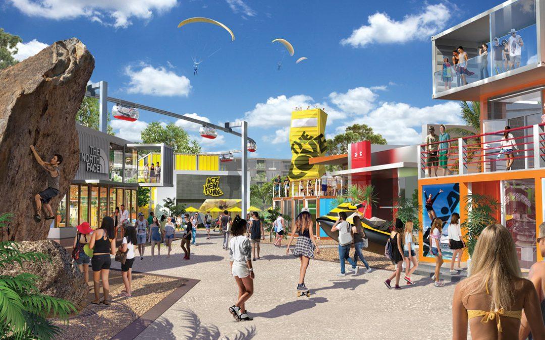 Actventure Theme Park Sunshine Coast