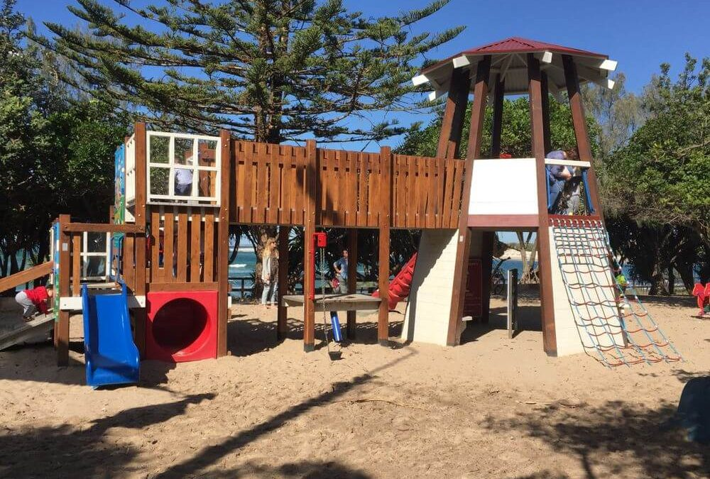 Happy Valley, Caloundra has a new Playground!