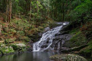 Kondalilla Falls, Montville, QLD, Australia
