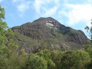 Mount Beerwah, QLD, Australia
