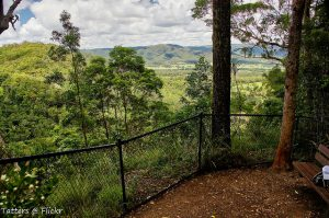 Peregrine Lookout - Mapleton National Park, QLD, Australia
